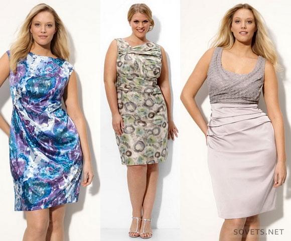 Летние платья для полных » Полезные ...: moda.jofo.ru/267438.html