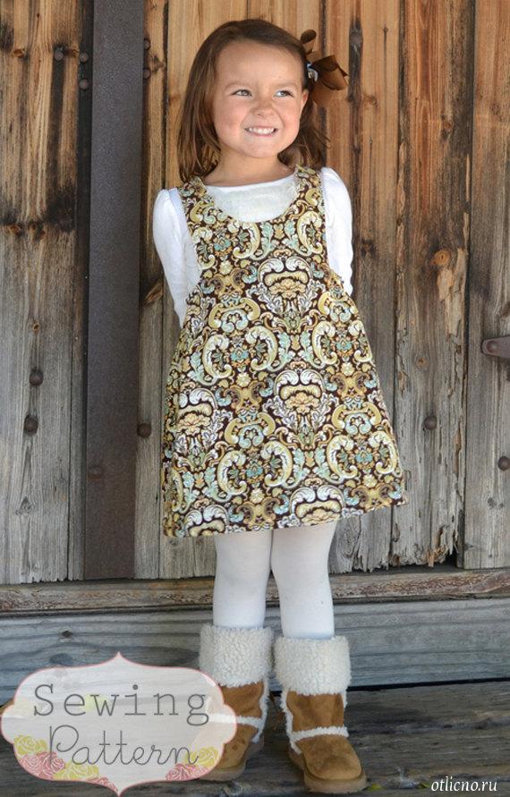Кликните на фото, чтобы увидеть все модели летних платьев и сарафанов для девочек