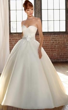 Платье Принцесс Силуэт 80