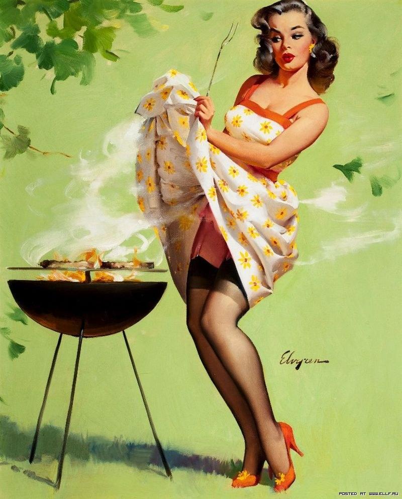 Фото голых девочек на пикниках 1 фотография