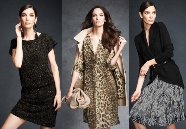 модели платья с рельефными вытачками
