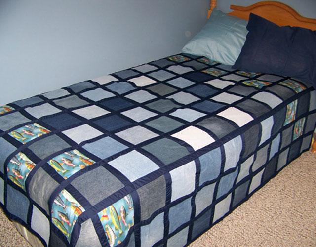 Одеяло пледы из ткани