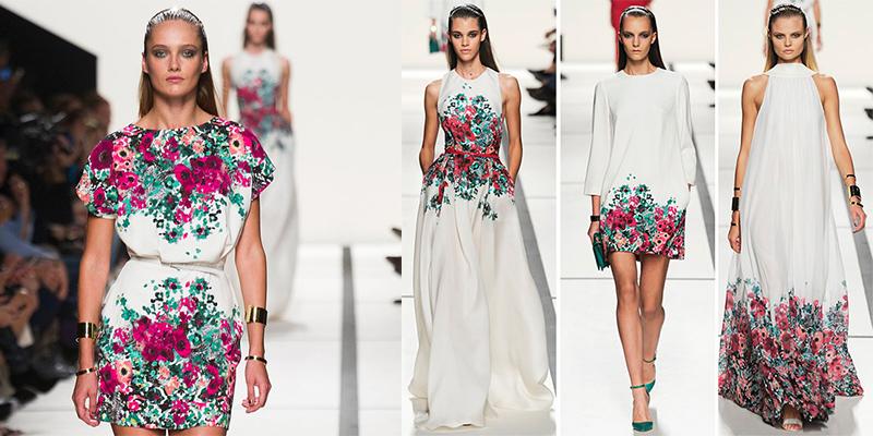 мода 2012 женская лето платья