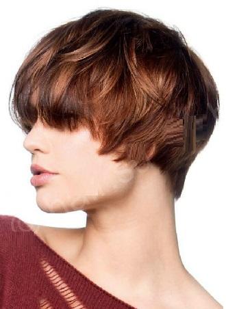 Стрижки на короткие волосы –