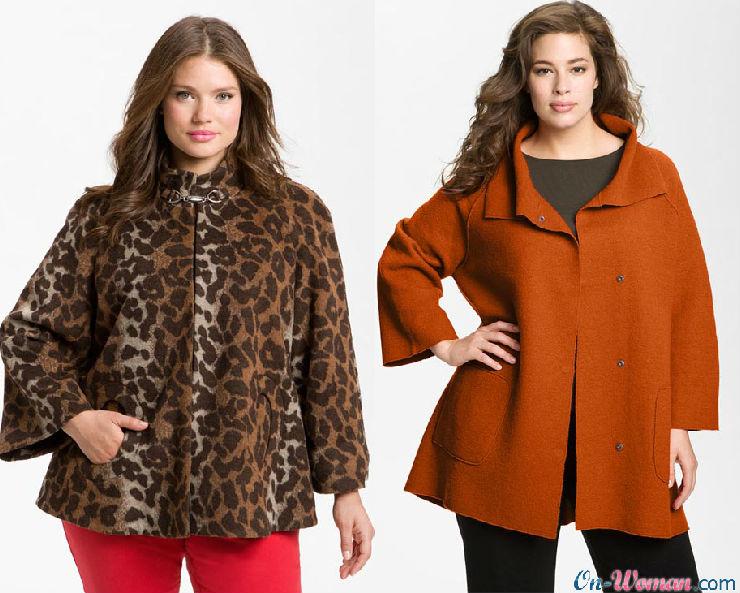 Зимняя Одежда Для Полных Дам Онлайн Бесплатно