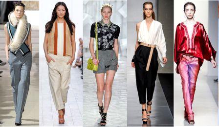 Мода лето 2015 шорты
