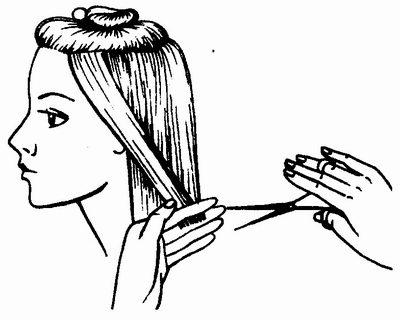 Как правильно сделать стрижку