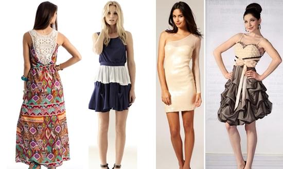 А в вечерних платьях ограничений по цвету и вовсе нет! Оно должно быть ярким, может сочетать в себе не один цвет. К тому же подростковая мода