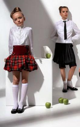 sezonmoda.ru - Модная одежда для школы 2015