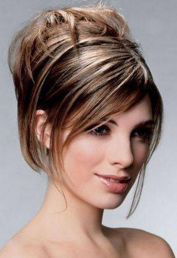 Укладка волос своими руками на короткие волосы