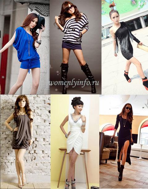модное вязаное платье крючком