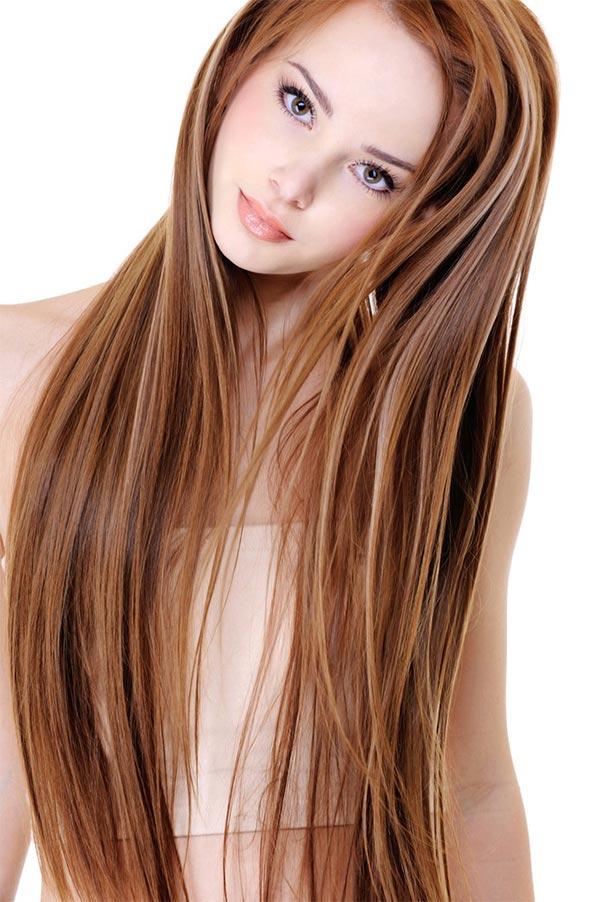 Как затонировать мелированные волосы - 7