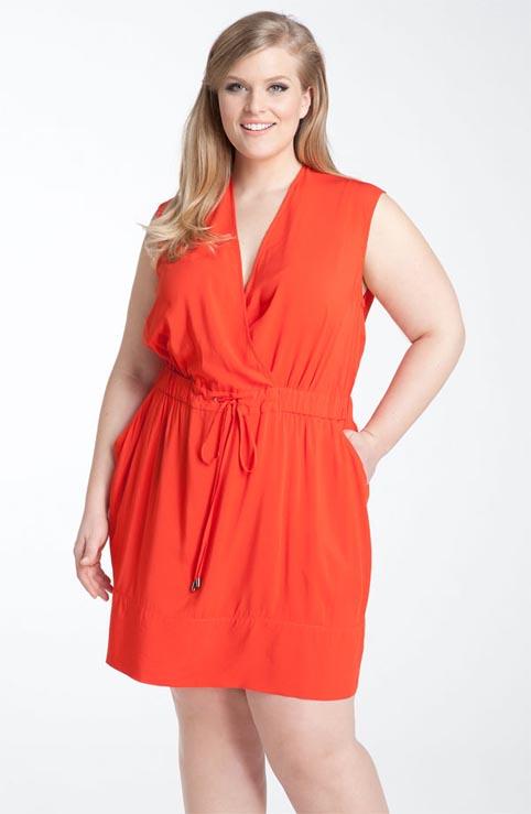Модный портал. зимний сарафан для полных женщин - Все о моде