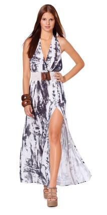Как выкроить летние платье. Как сшить летнее платье
