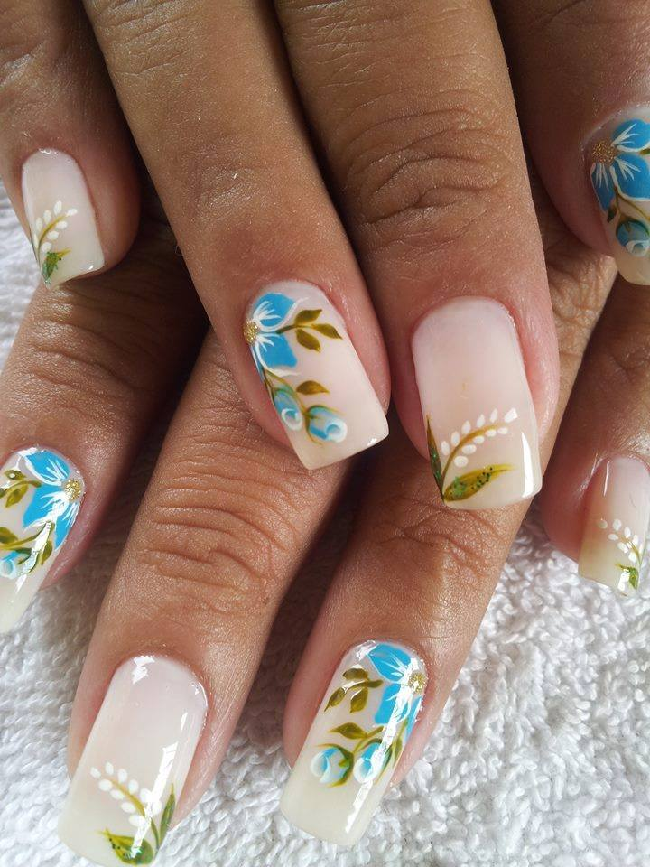 Весенний дизайн ногтей 2016 фото