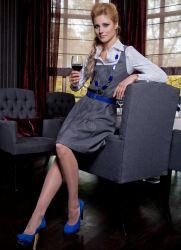 Модный портал. сарафан для офиса на полных - Все о моде