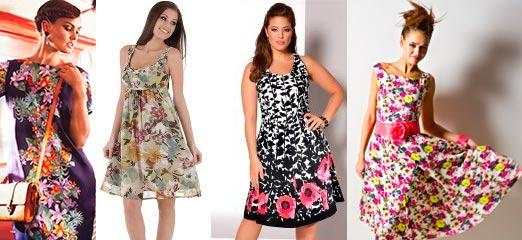 Фасоны летних платьев - Выкройка