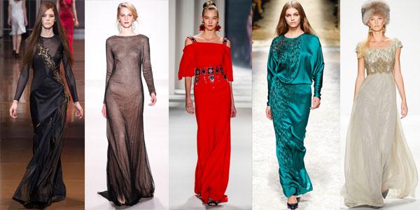 Модные вечерние платья 2 16 - фото - NewWoman ru