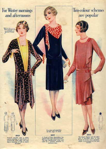 Платья в стиле 30 годов своими руками