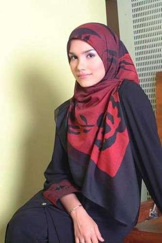 Как завязывать хиджаб, способы