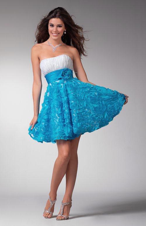 Как сшить платье для девушки