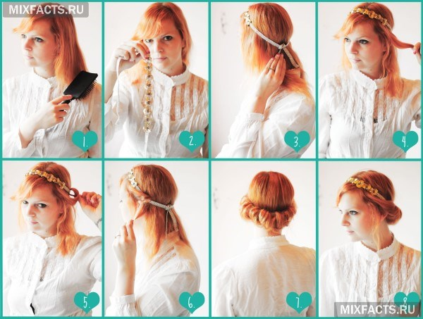 Как сделать длинное волосы