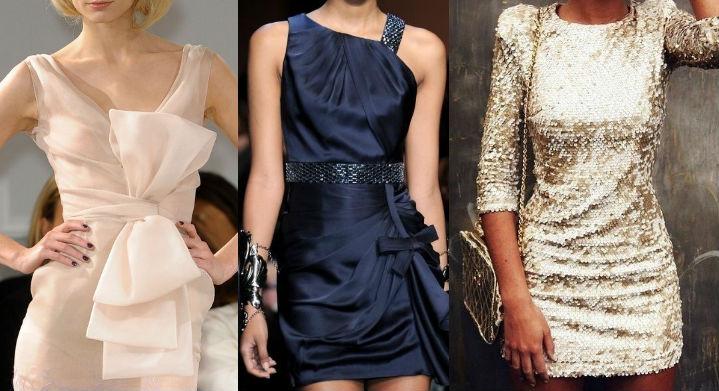 Платья на новый год фото своими руками