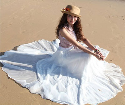 Платья на резинке своими руками