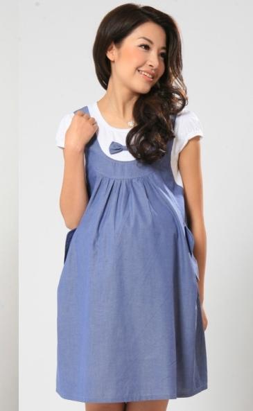 Как сшить платье для беременной своими руками фото