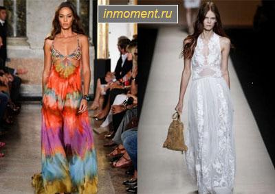 Crossfashion Group - Сарафаны лета 2014: актуальные фасоны, модные