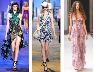 Модные летние сарафаны 2012 / Тенденции / Первый женский журнал СКФО